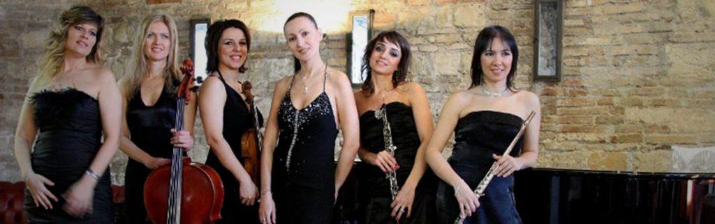 Italian live musicians for wedding